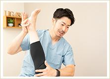 リガーレ鍼灸整骨院の施術